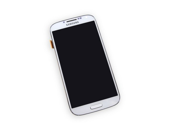 Samsung Galaxy S IV 4 Display Assembly (LCD Digitizer Front Panel) основное изображение