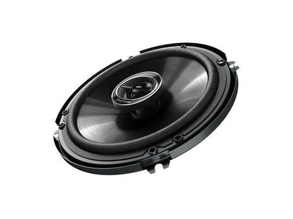 Vehicle Speaker Main Image