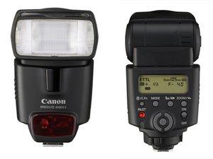 Canon Speedlite 430EX II Repair