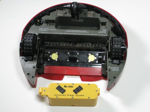 Purchase or obtain a replacement battery from the manufacturer. Then simply drop the new battery into place.