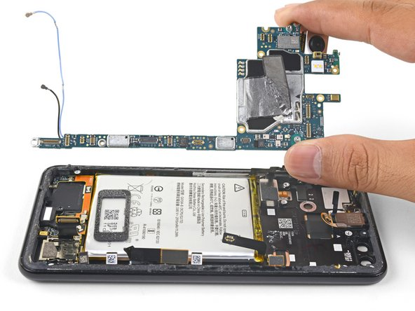 Google Pixel 3 Motherboard Replacement