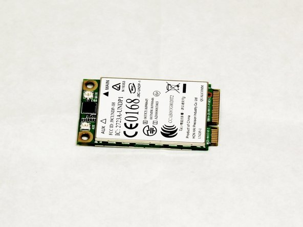 HP Mini 311 Wireless Card Replacement