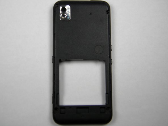 Samsung Instinct Back Case Replacement