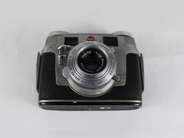 Kodak Signet 35 Lens Replacement