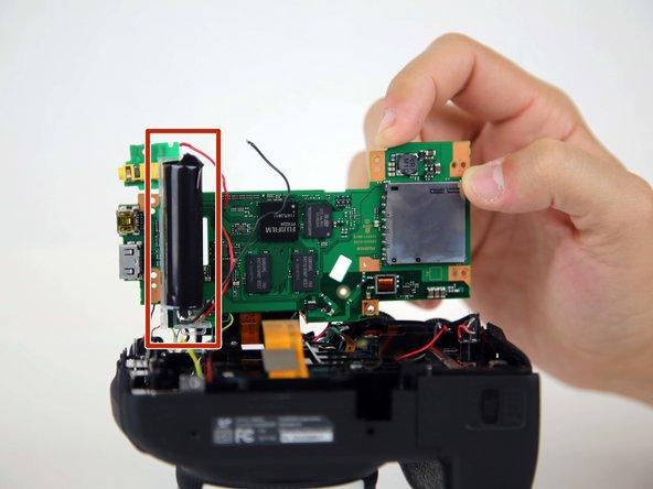 Fujifilm FinePix HS30EXR Discharge Flash Replacement