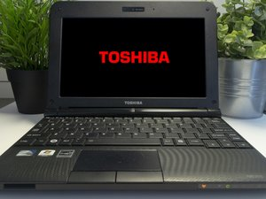 Toshiba NB255-N250 Repair