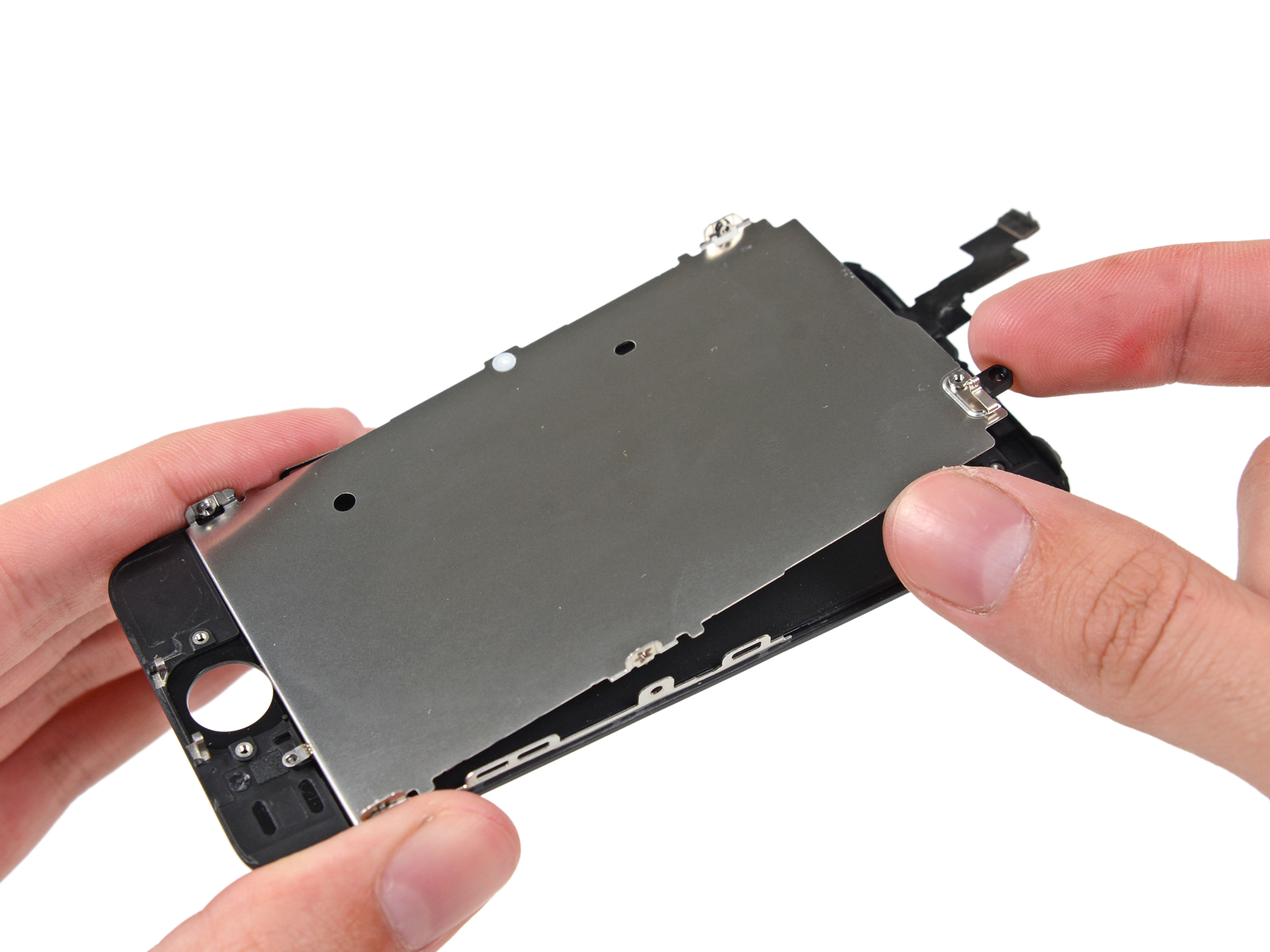 Iphone 5s Front Panel Replacement Ifixit Repair Guide Power Connectors Of The Connector For Your Reference
