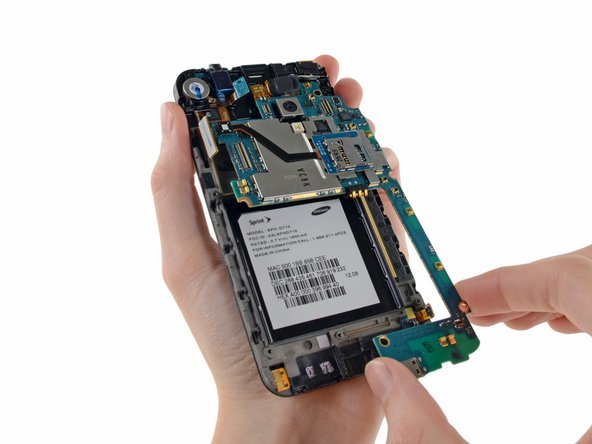 Samsung Epic 4G Touch Motherboard Assembly Replacement