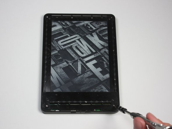 Kindle 7th Generation Back Panel Replacement