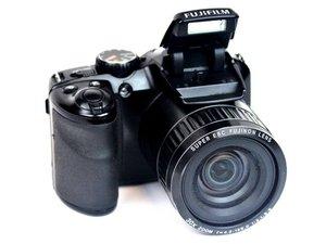 Fujifilm FinePix S4800 Troubleshooting