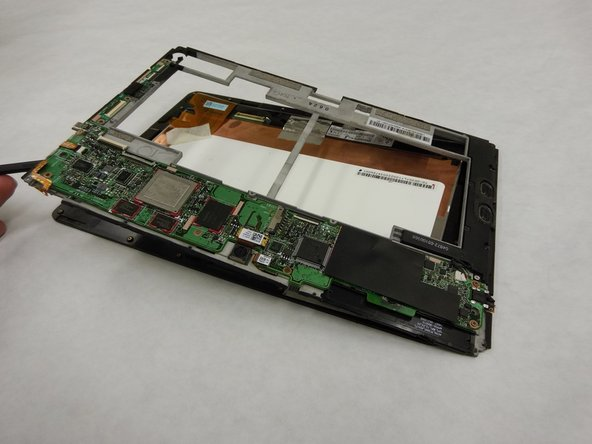 Asus TF300T Tablet Display Replacement