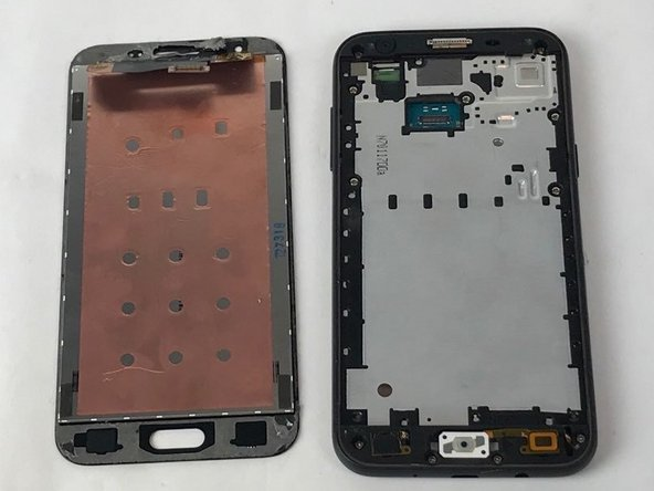 Samsung Galaxy J3 Luna Pro Phone Screen Replacement