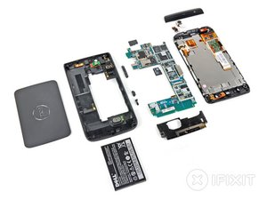 Dell Streak Teardown
