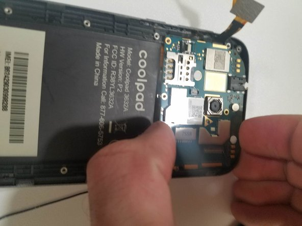Coolpad Defiant Screen Replacement - iFixit Repair Guide