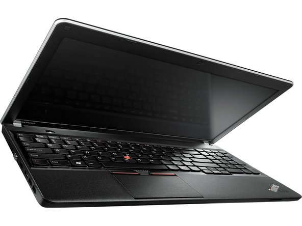 Lenovo Thinkpad Edge E545 Back Panel Replacement