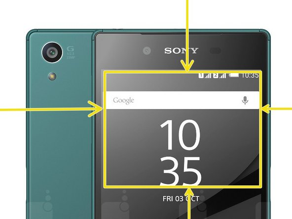Sony Xperia Z5 Dual LCD / Display Replacement
