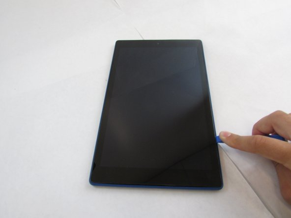 Kindle Fire HD 10 Sound and Power Button Replacement