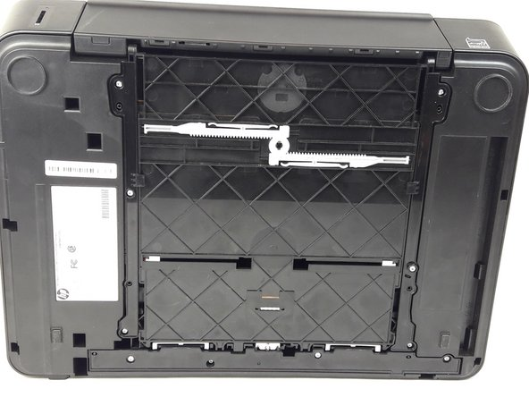 HP ENVY 5530 Paper Tray Replacement