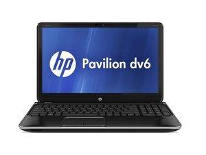 HP Pavilion DV6T-7000 Repair