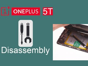 OnePlus 5T Teardown