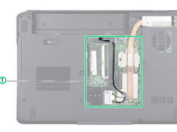 Dell Inspiron 1546 Display Assembly Replacement