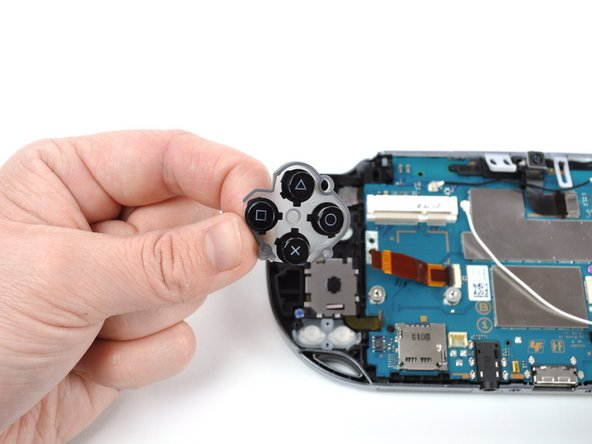 PlayStation Vita Action Button Replacement