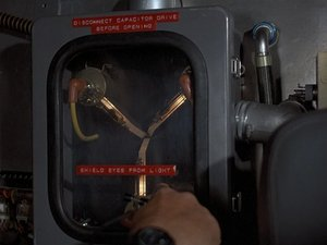 Flux capacitor Repair