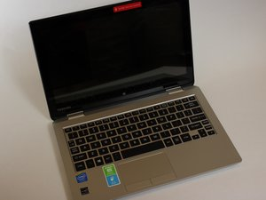 Toshiba Satellite CL15t-B1204X Repair