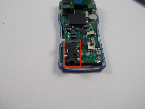 Sandisk Sansa m230 Series MP3 Player Headphone Jack Replacement