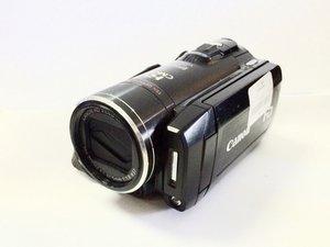 Canon Vixia HF20 Troubleshooting
