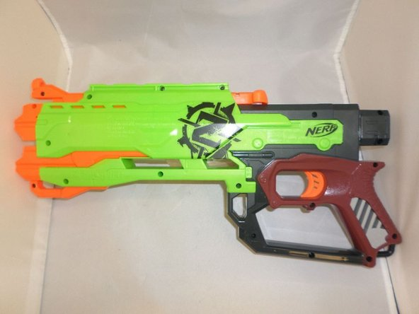 Nerf Zombie Strike Crossbow Plunger Replacement