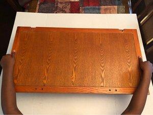 Drop-Front Desk Panel
