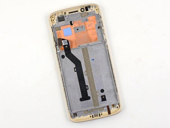 Motorola Moto E5 Screen Replacement