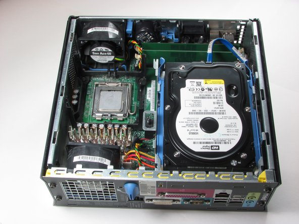 Dell Optiplex SX280 Hard Drive Replacement