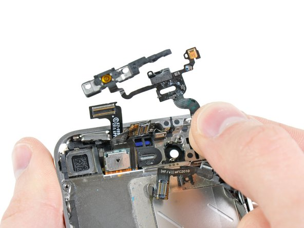 iPhone 4 Power & Sensor Cable Replacement