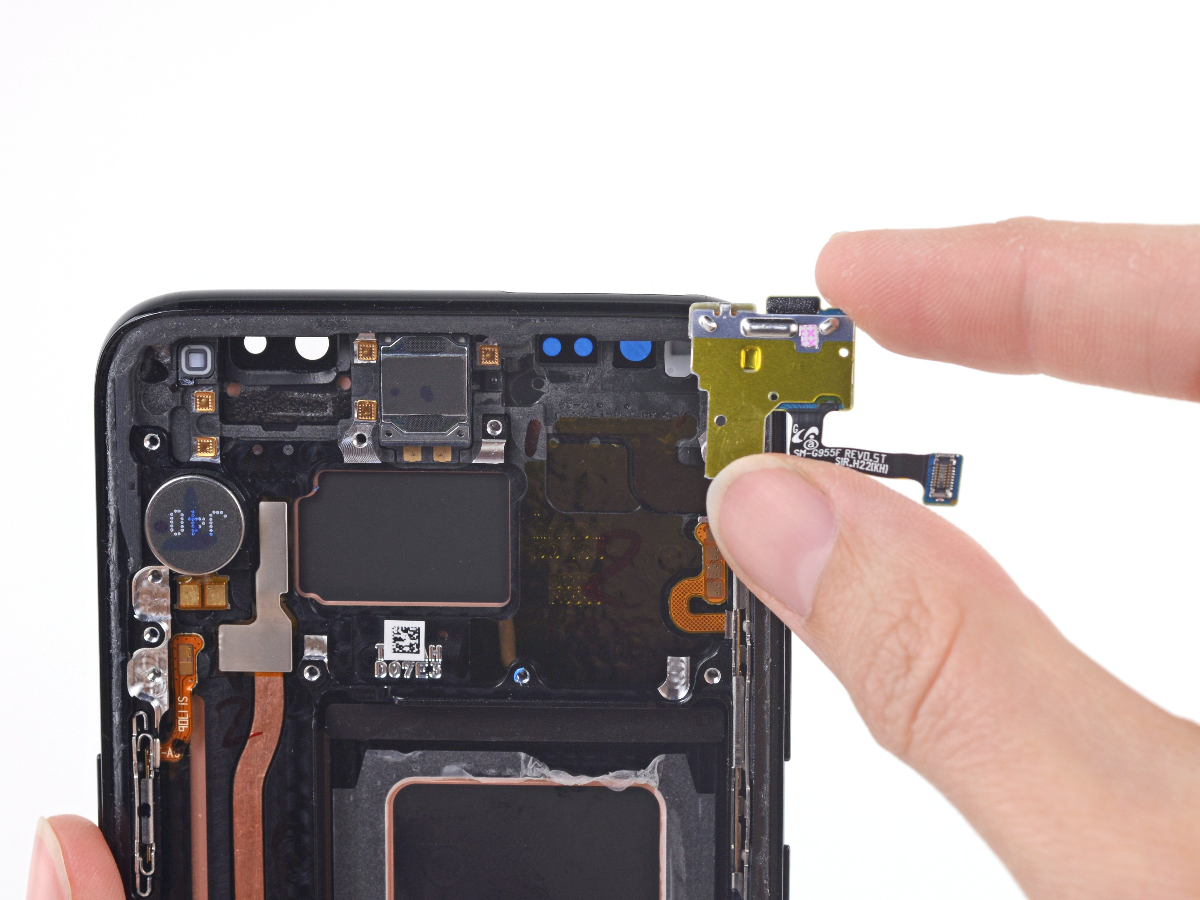 Samsung Galaxy S8 Sensor Array Replacement - iFixit Repair Guide