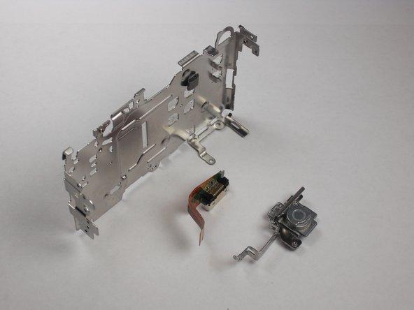 Sony Cyber-shot DSC-W55 AV Port Replacement