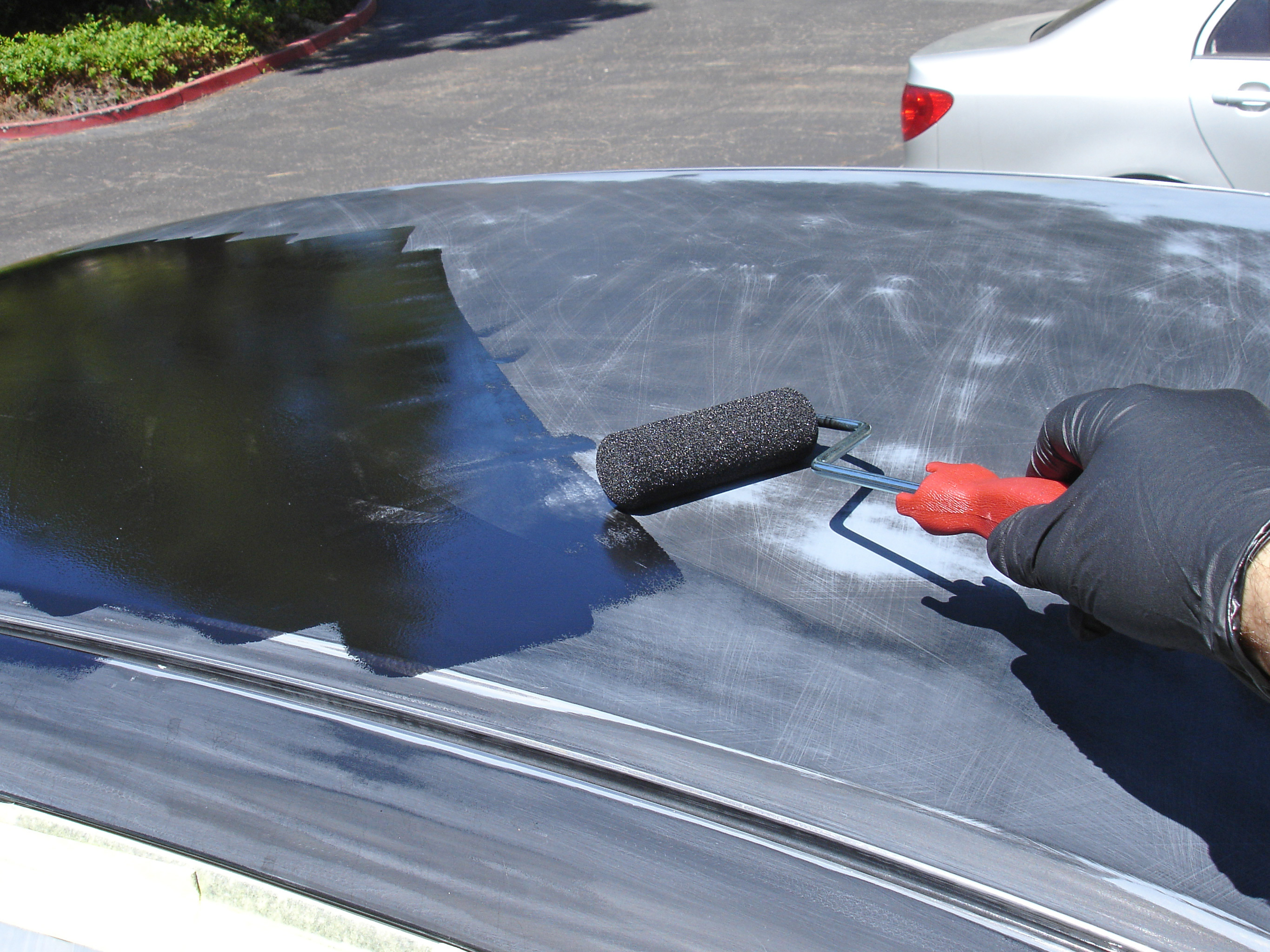 How To Clean Latex Paint Off A Car