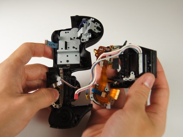 Image 1/1: Pull the flash unit away. It should come off very easiy.