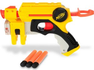 Nerf N-Strike Nite Finder EX-3 Troubleshooting