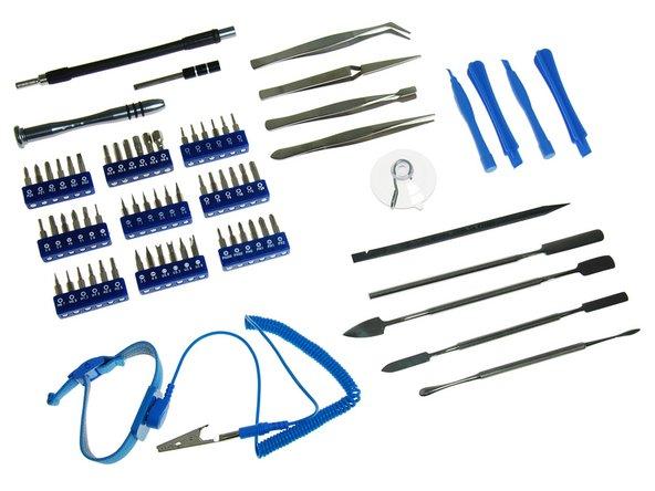 Pro tech toolkit