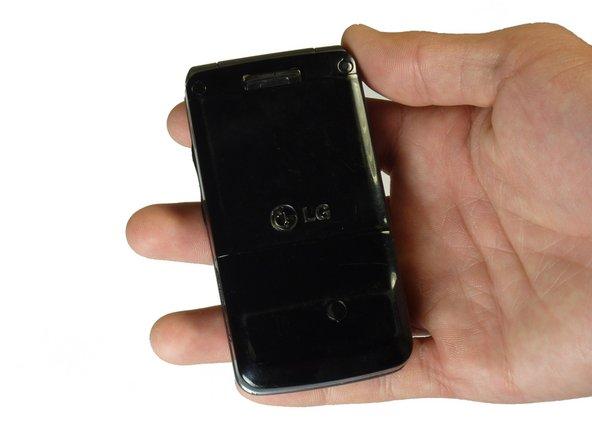 Remplacement de la batterie du LG Muziq LX570