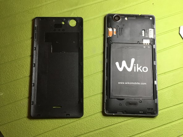 Wiko pulp 4g Touch screen Replacement