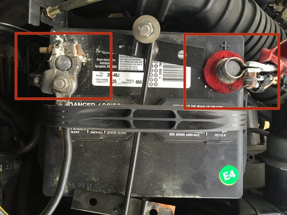 How to Replace a Corroded Car Battery Terminal - iFixit ...