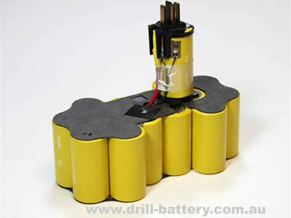 How Do I Rebuild a DeWalt DC9096 Battery?