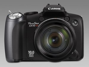 Canon PowerShot SX10 IS Repair