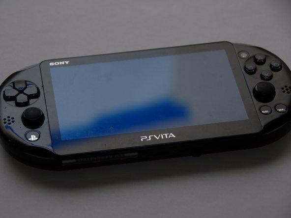 PS Vita Slim Back Panel Replacement