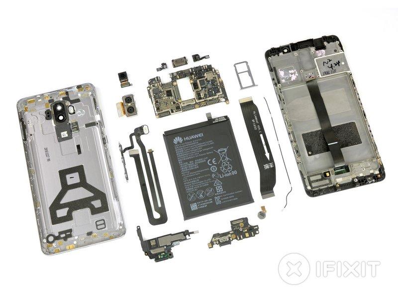 Huawei Mate 9 Teardown - iFixit