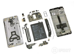 Huawei Mate 9 Teardown