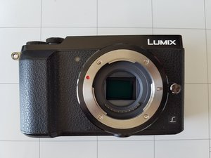 Panasonic Lumix GX80/85 Teardown